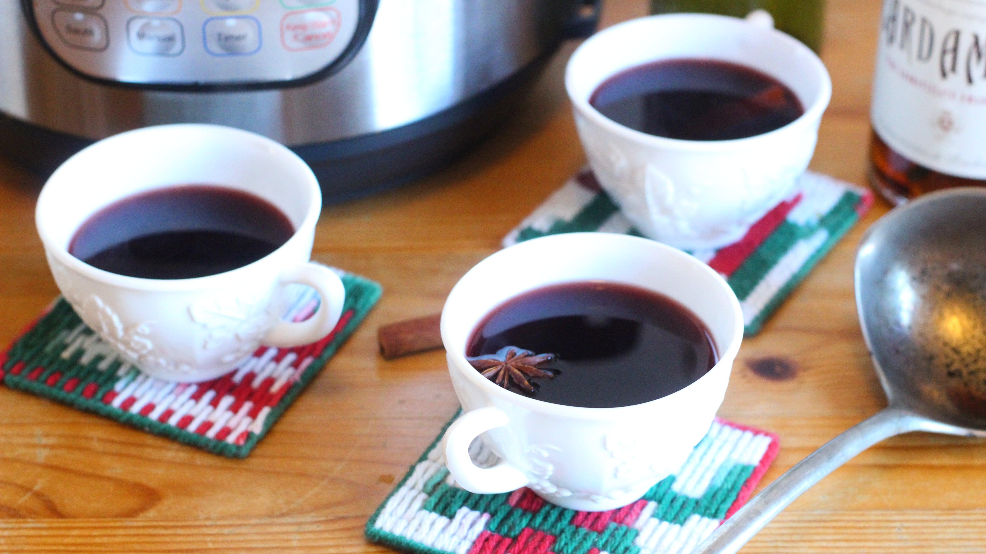 Make Mulled Wine In Your Pressure Cooker