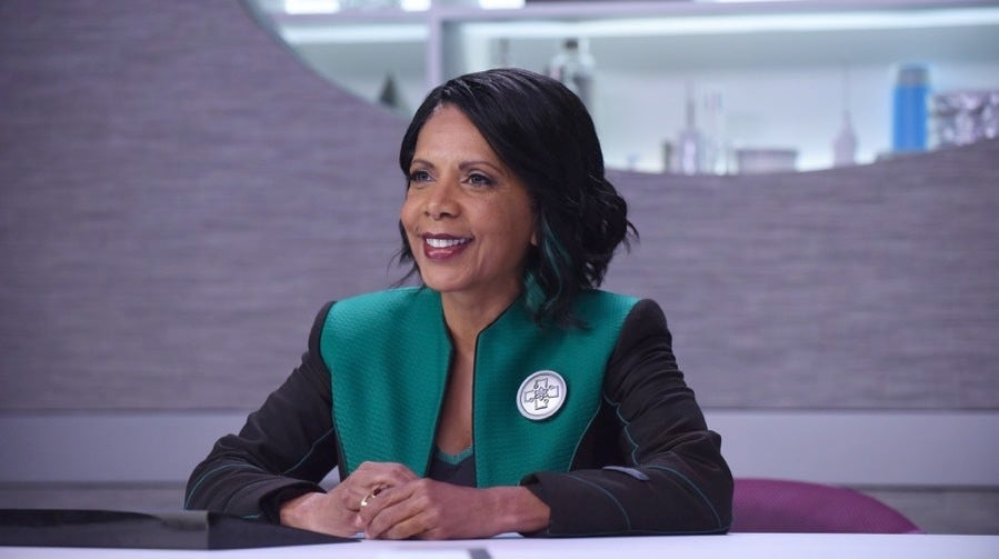 The Orville's Dr. Claire Finn Is The Show's Secret Badass
