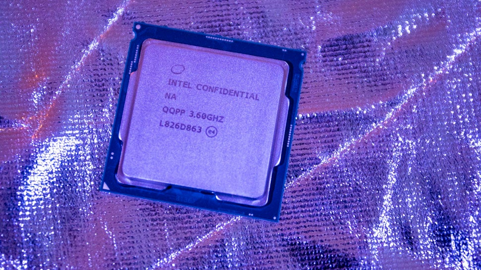 Intel's 5GHz i9 Processor Is Incredible For Hype And Pretty