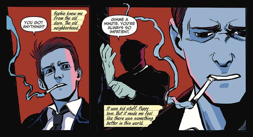 Franchise Based OnAction Lab Comics'Spencer & Lockein Development