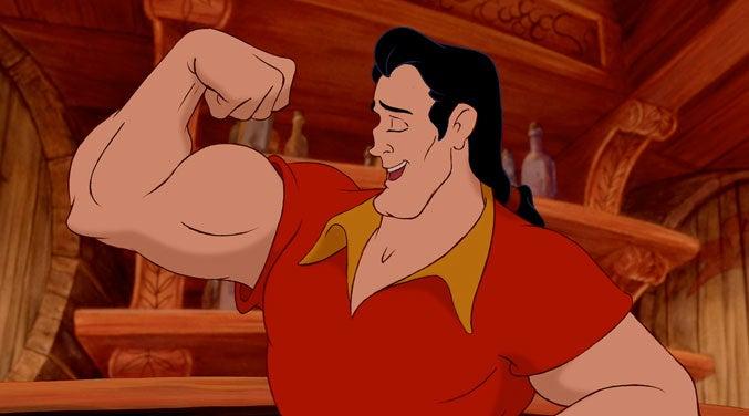 No One Does Push-Ups Like Gaston
