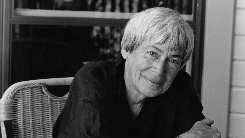 Sci-Fi And Fantasy Creators Share Memories Of Ursula K. Le Guin, The Woman Who Changed The Literary World