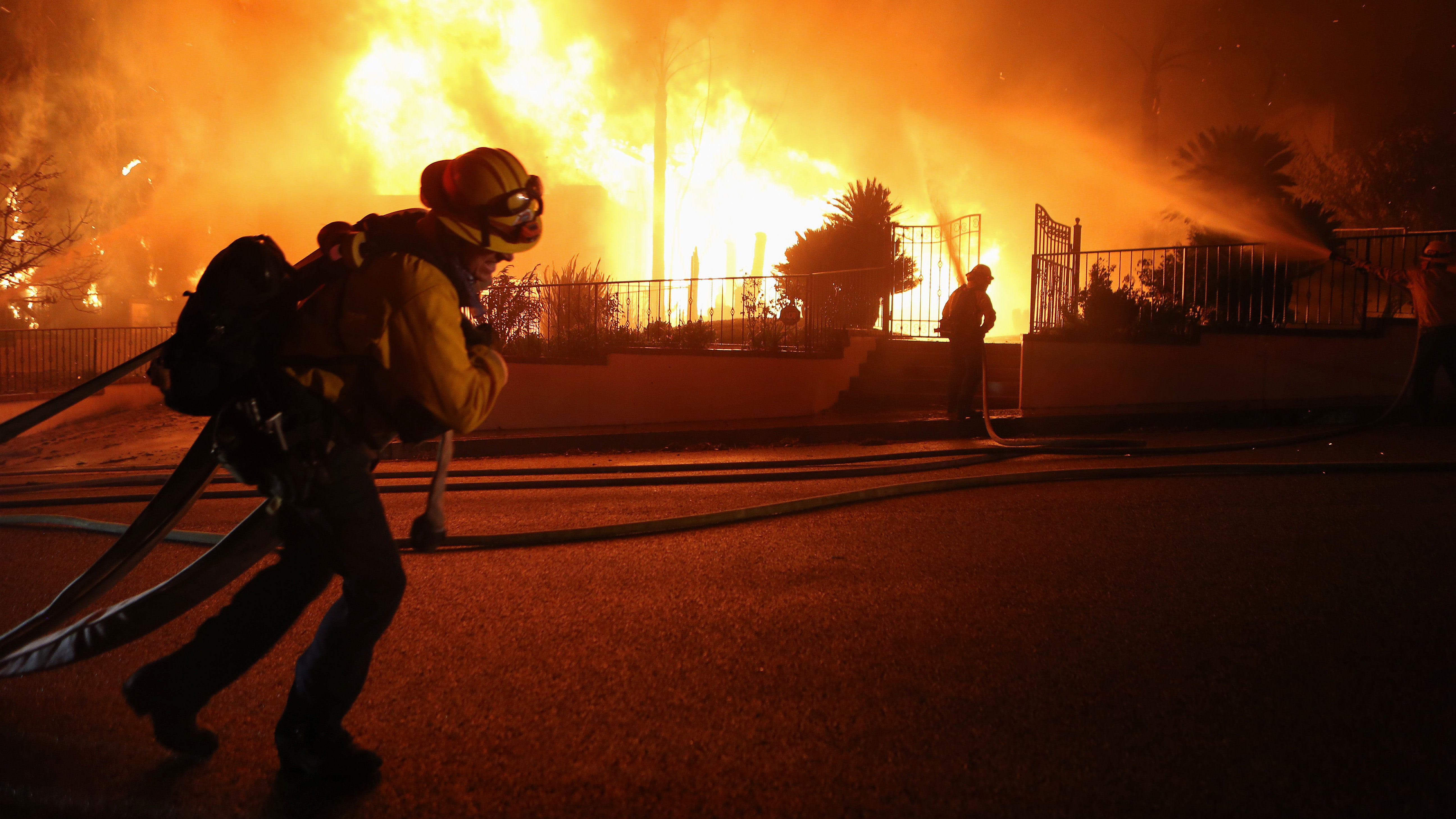 Could An Electrical Equipment Malfunction Be Behind California's Latest Blaze?