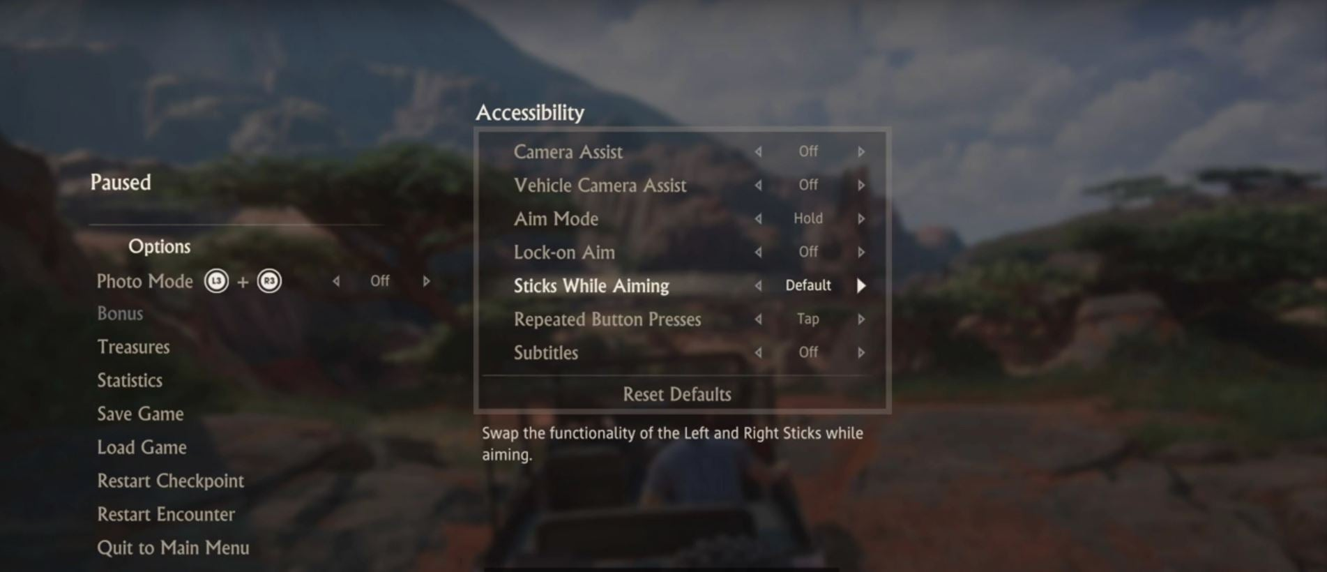 How One Disabled Player Convinced Naughty Dog To Add More Accessibility Options To Uncharted 4