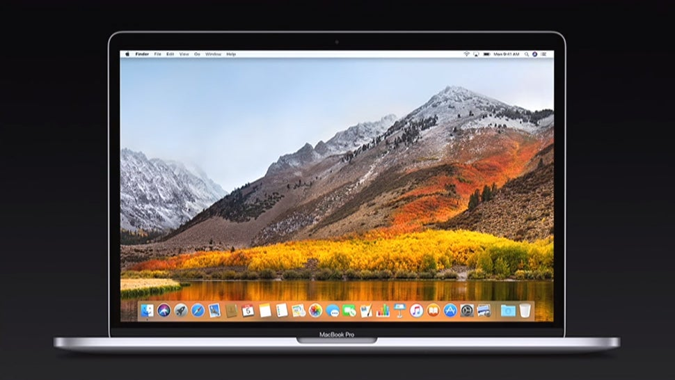 Apple Releases macOS High Sierra