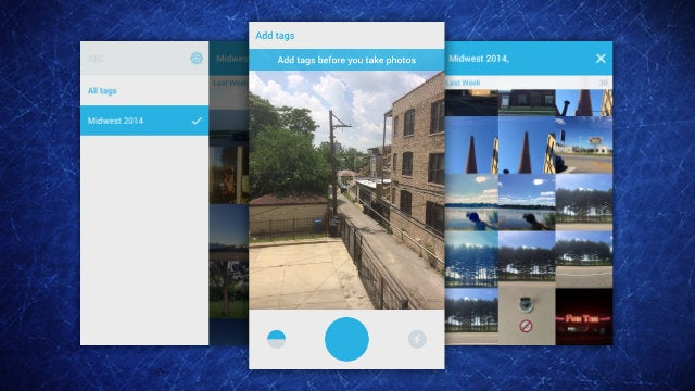 Polymo Organizes Photos Before You Take Them