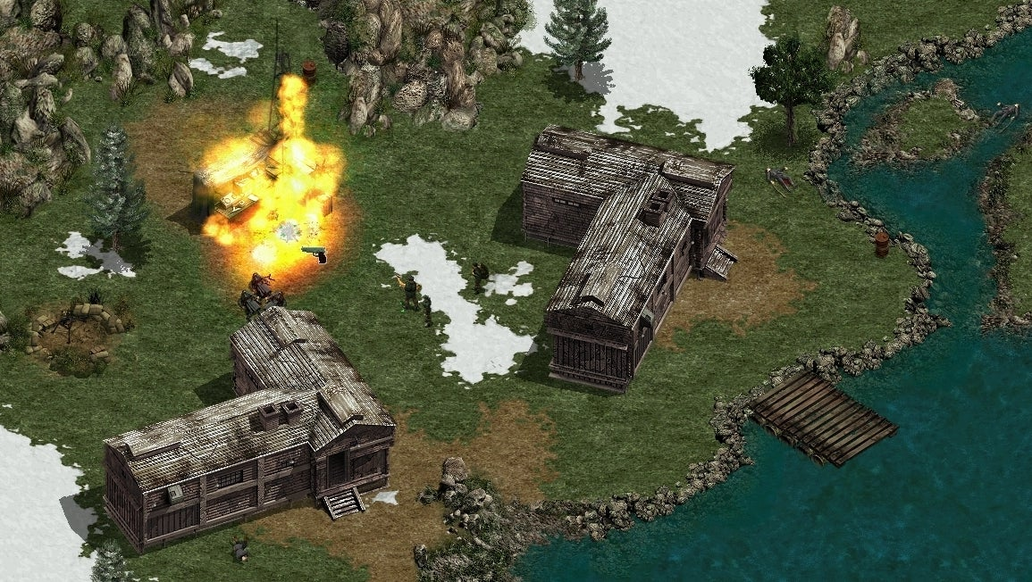 The Commandos Games Are Coming Back