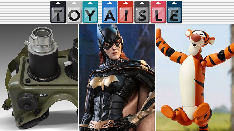 Arkham Knight's Barbara Gordon Steps Into The Spotlight In The Week's Most Bat-Tastic Toys