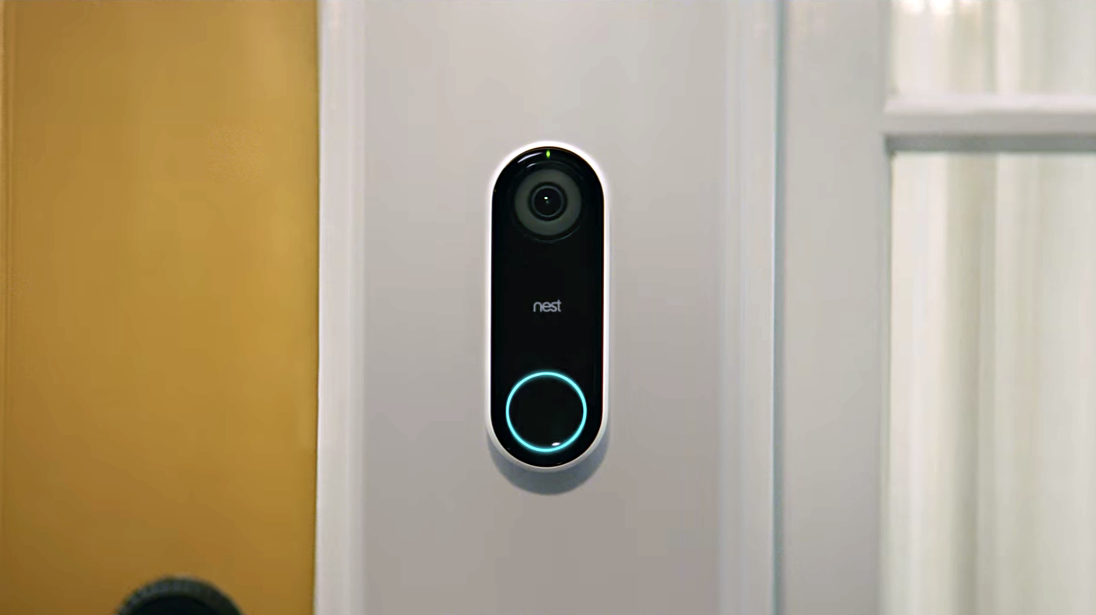Google's Smart Home Doorbell Sounds Terrifying (Or At Least, It Will Soon)