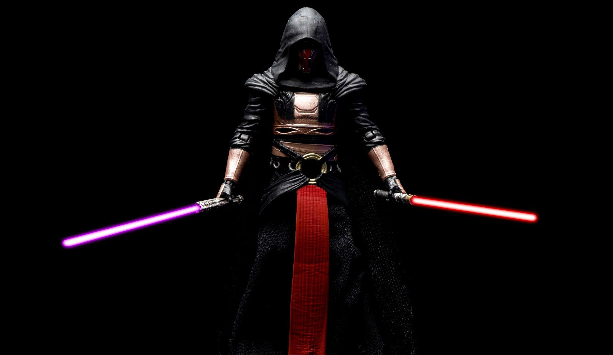 Look At This Official KOTOR Action Figure