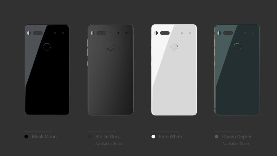 Essential Home Products meet the essential phone, the latest phone from the creator of