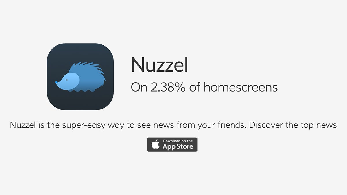 Use #Homescreen to Discover New iOS Apps