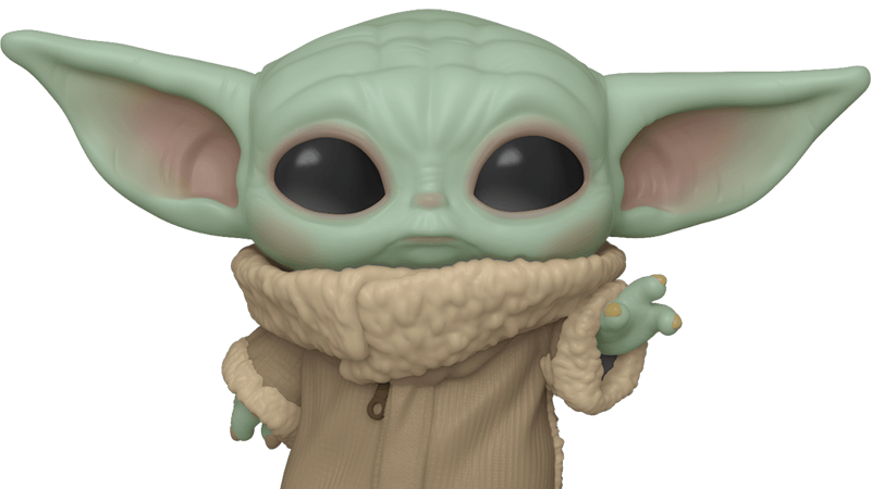 The Baby Yoda Funko Pop Is Here, And No One Is Ready For Its Cuteness