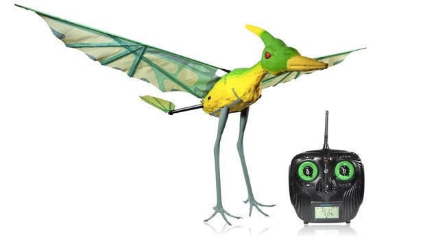 You Can Already Pre-order That Flapping, Flying, RC Pterodactyl