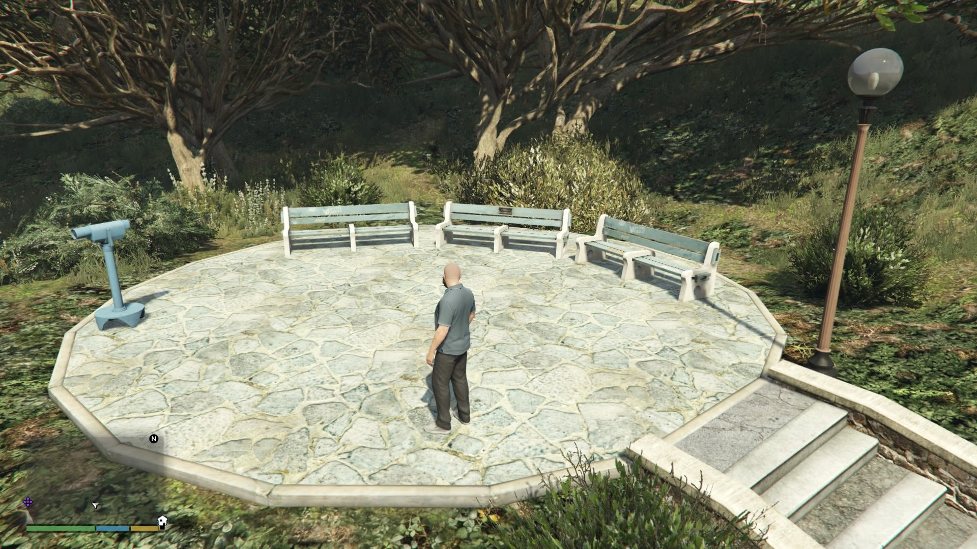 GTA Players Search For Secret Jetpack, Find Touching Memorial Instead