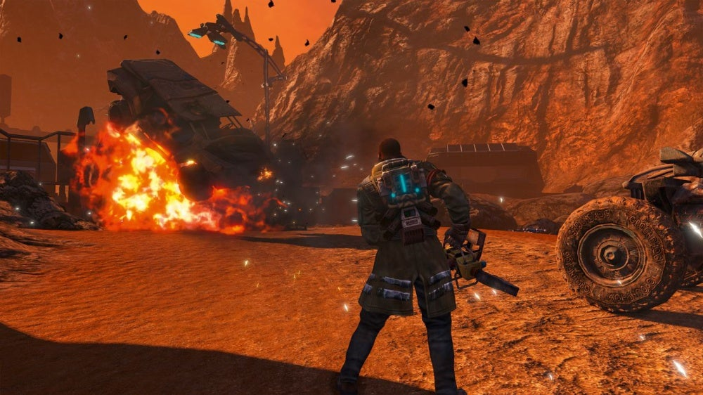 Two Publishers Trade A Bunch Of IPs (Including Red Faction) Like They Were Baseball Cards