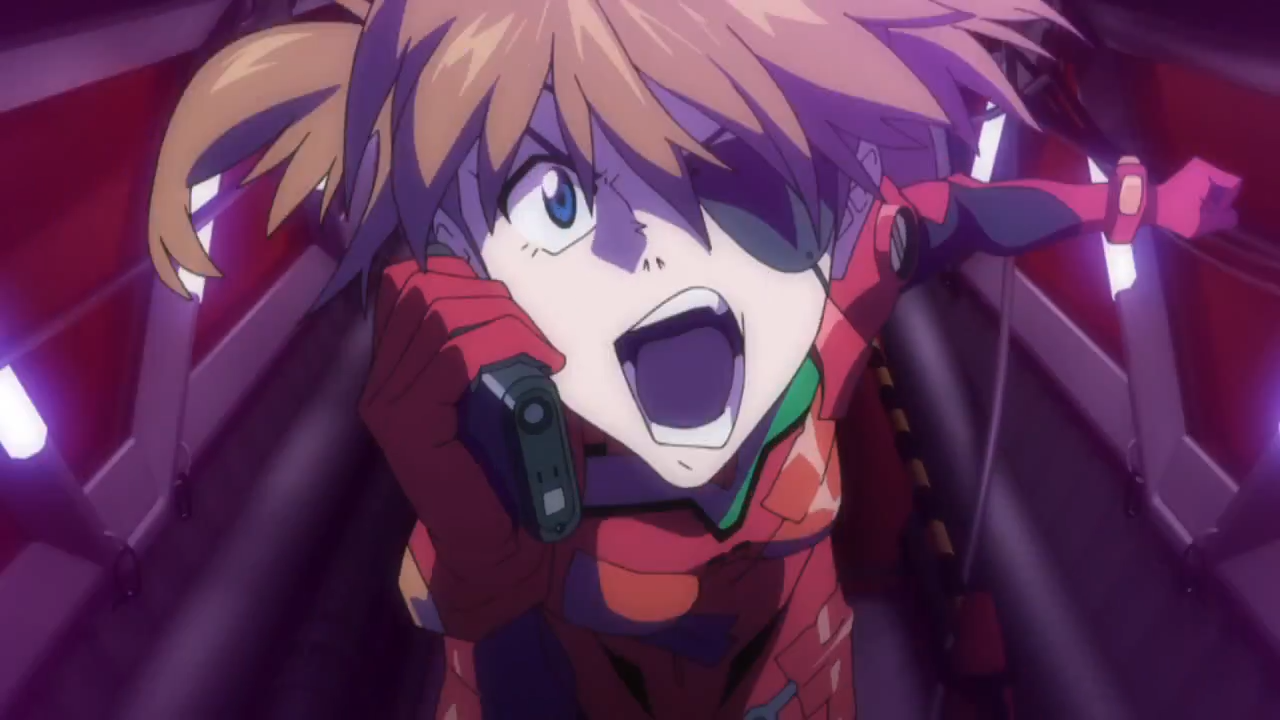 The First Footage For Evangelion 3.0+1.0 Is Here, And It's Bonkers