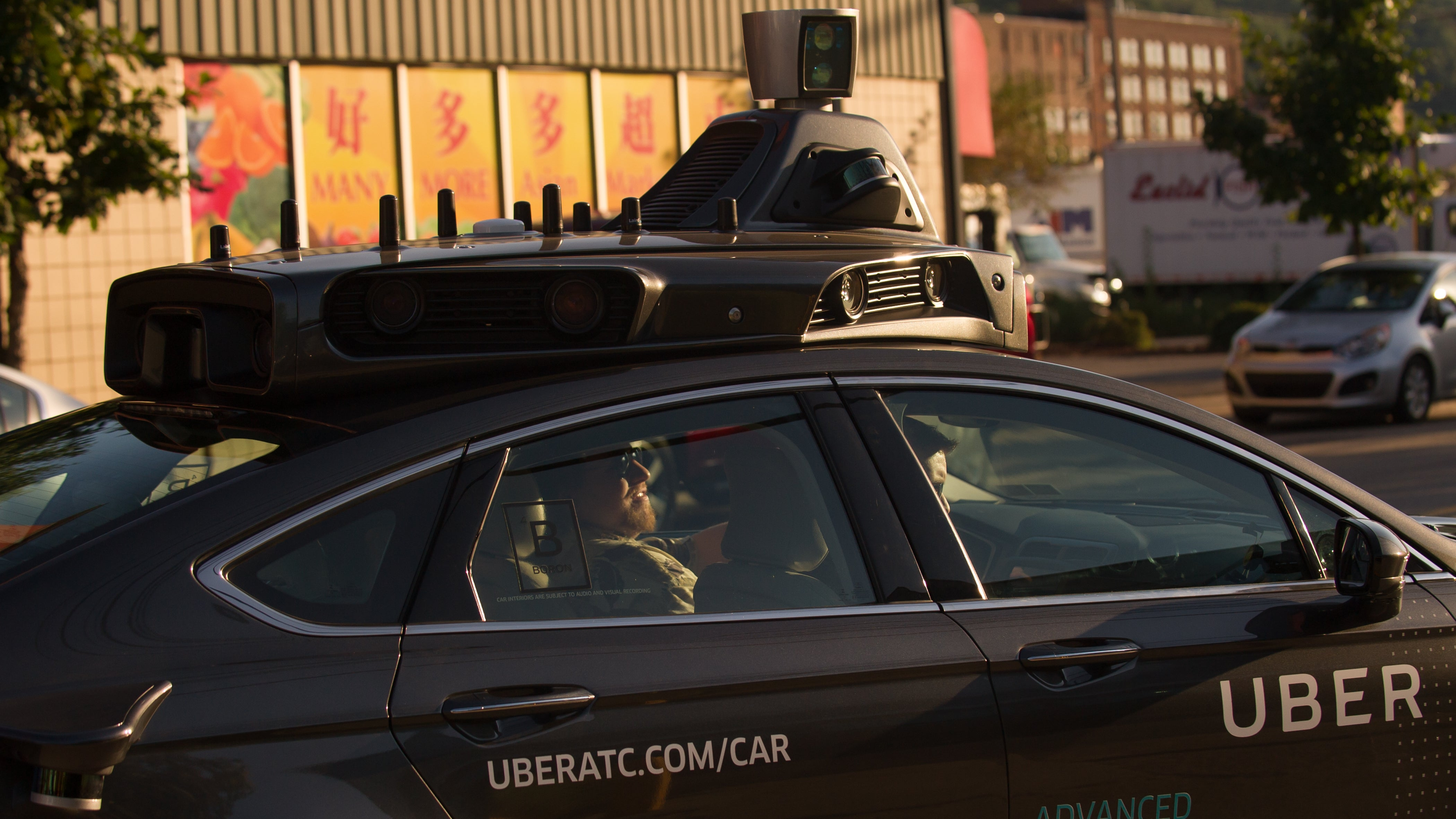 Emails Show Travis Kalanick Worried For Years About Google's Self-Driving Car Efforts