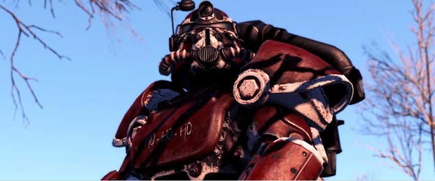 Fallout 4 Santa Claus Is A True Holiday Miracle