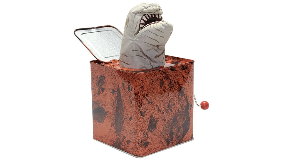 A Star Wars Space Slug Jack-In-The-Box Is The Greatest Toy In Any Galaxy