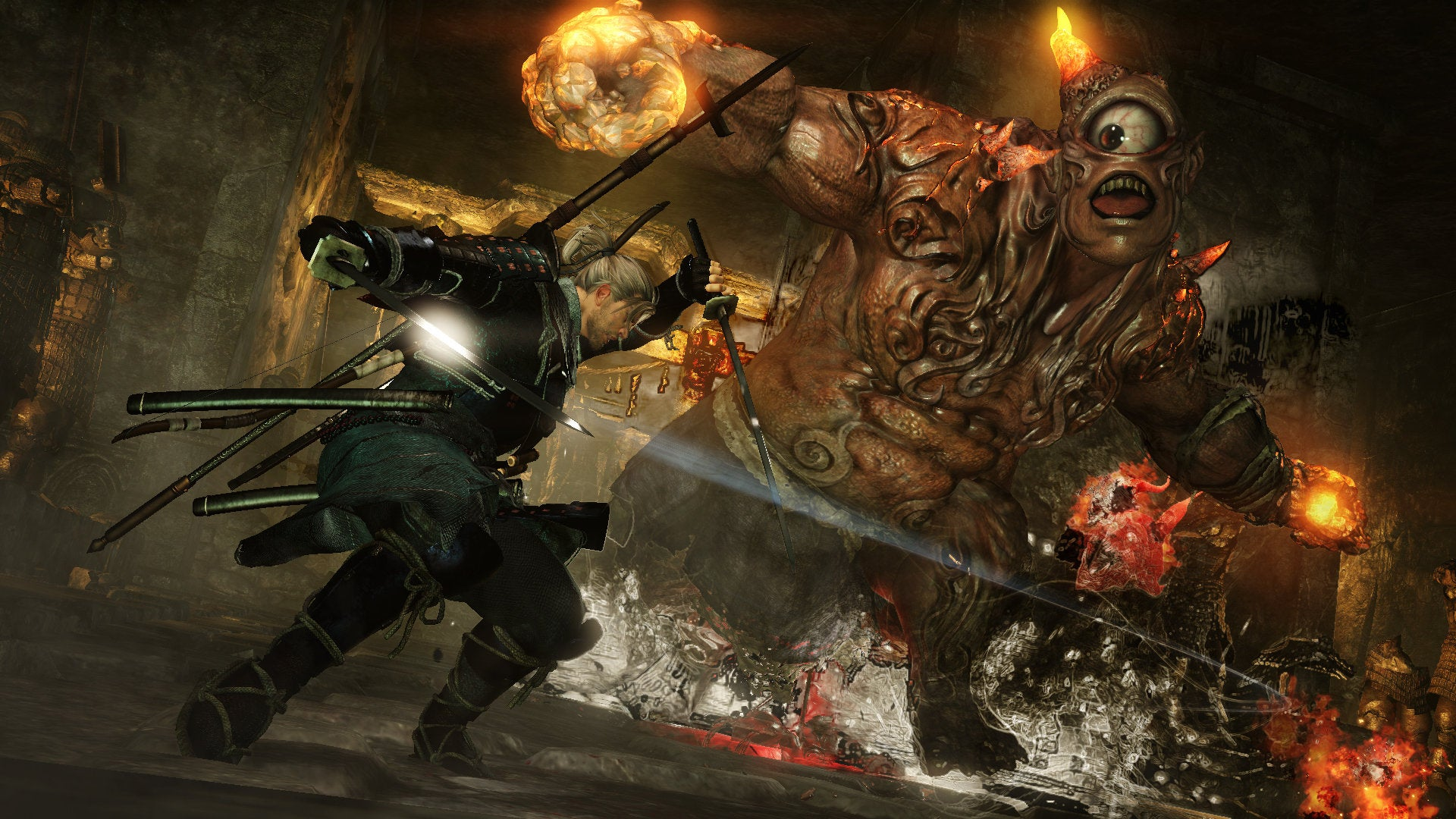 Nioh: Complete Edition coming to PC via Steam in November