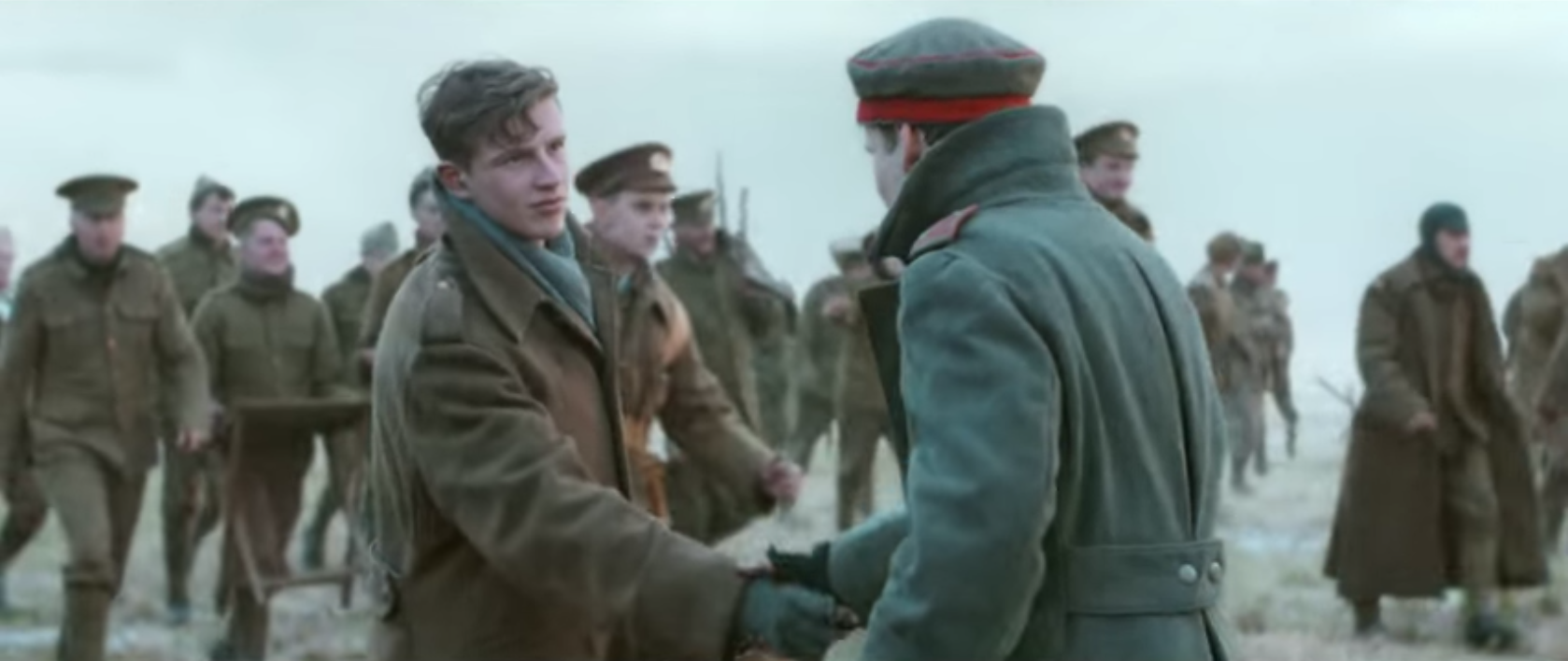 This heartbreaking antiwar commercial just won Christmas