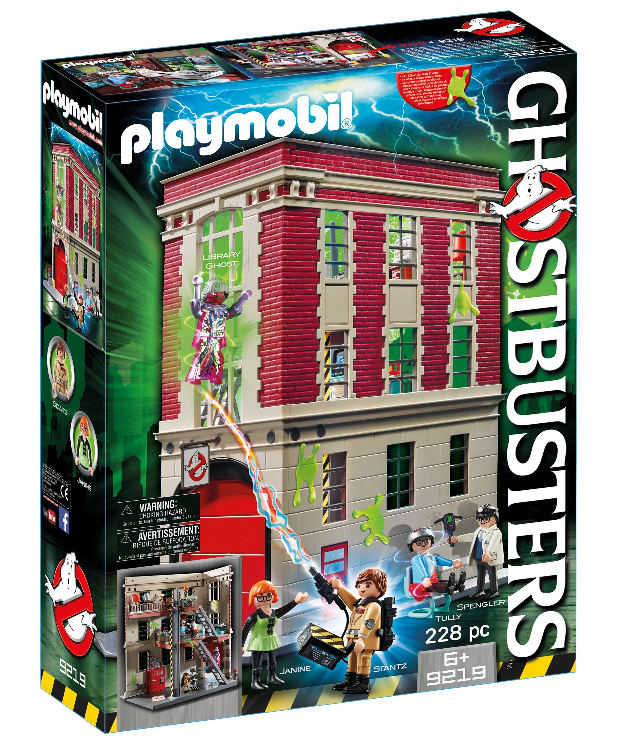 playmobil 39 s new ghostbusters toys are so great you 39 ll wish you had a childhood do over gizmodo. Black Bedroom Furniture Sets. Home Design Ideas