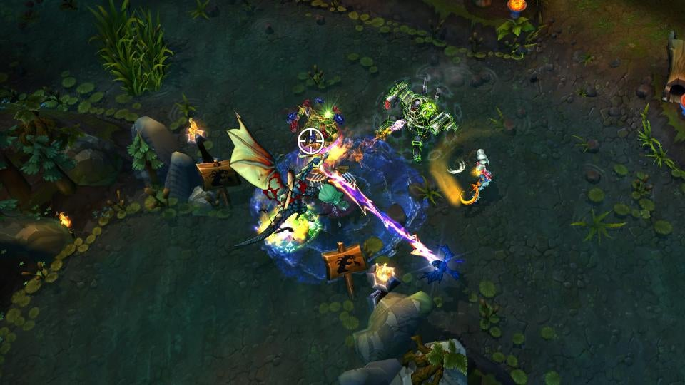 League Of Legends' Neverending War On Toxic Behaviour