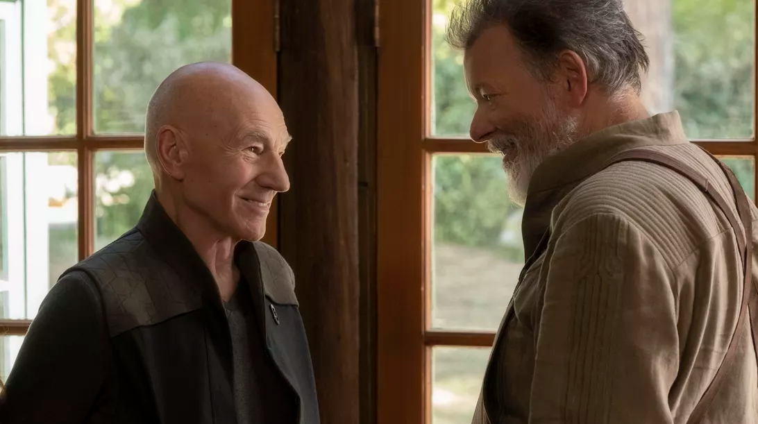 The Cast And Crew Of Picard Discuss The Character-Centric Direction Of Jean Luc's Next Outing