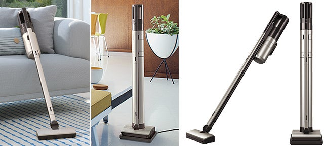When You're Not Cleaning, This Self-Standing Vac Is Also an Air Purifier