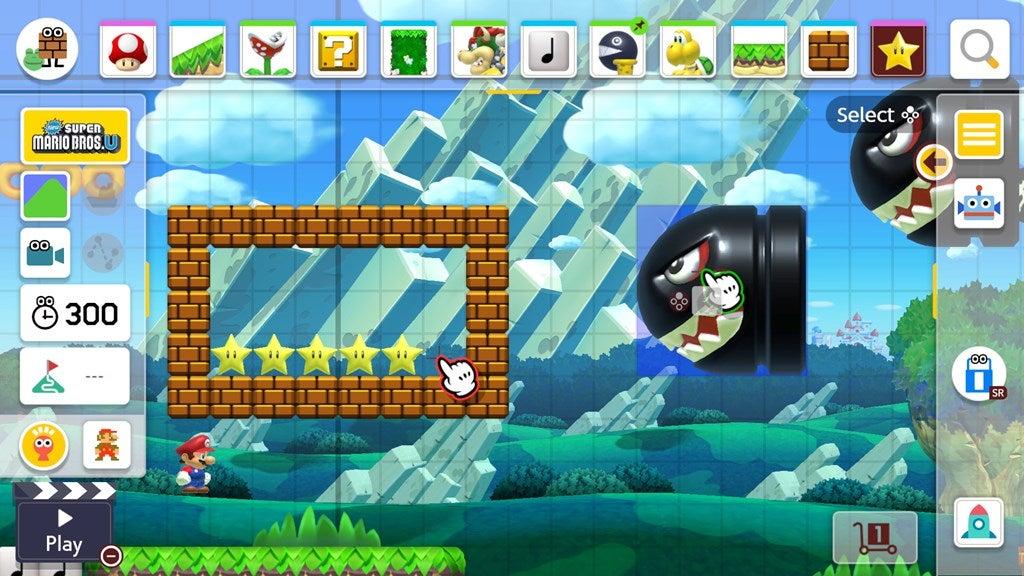 Even Your Offline Mario Maker 2 Levels Aren't Safe From Deletion