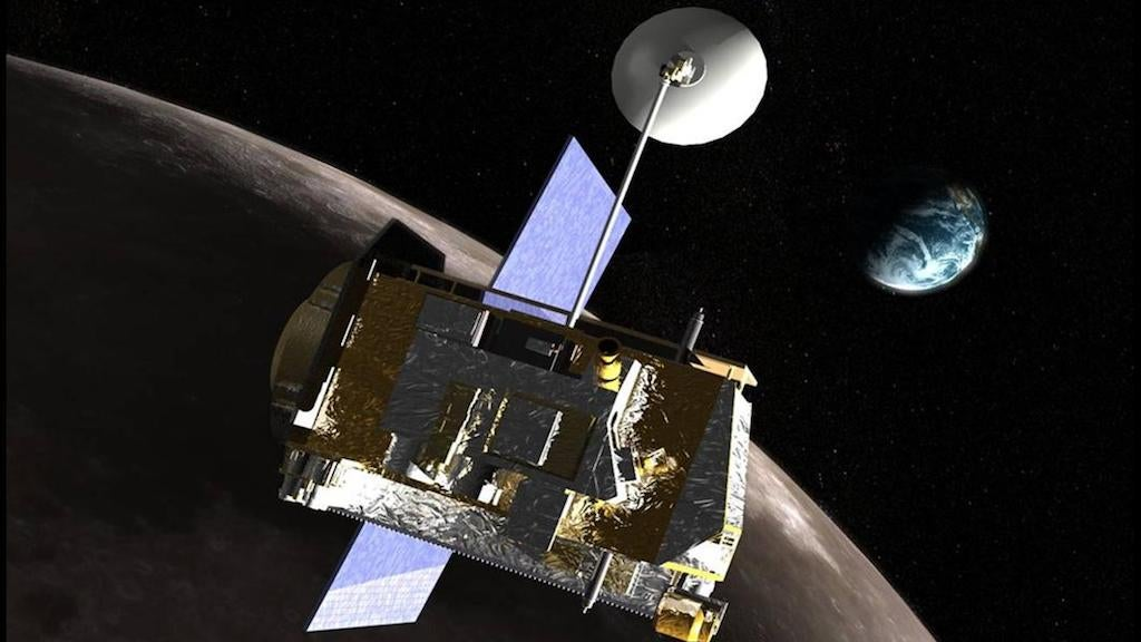 NASA Just Found A Lost Spacecraft Orbiting The Moon