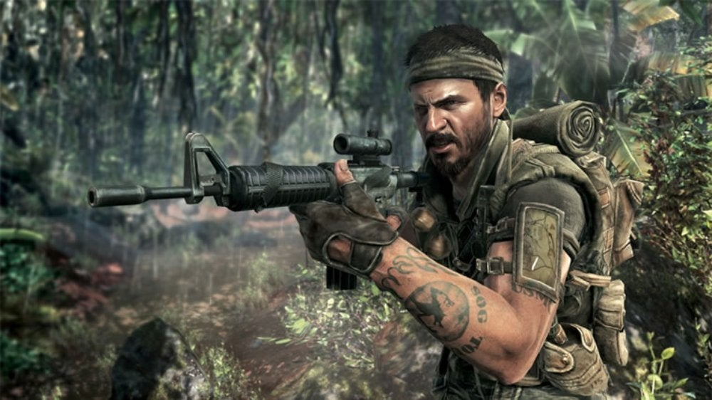 Call Of Duty: Black OpsIs Now Backwards Compatible On Xbox One