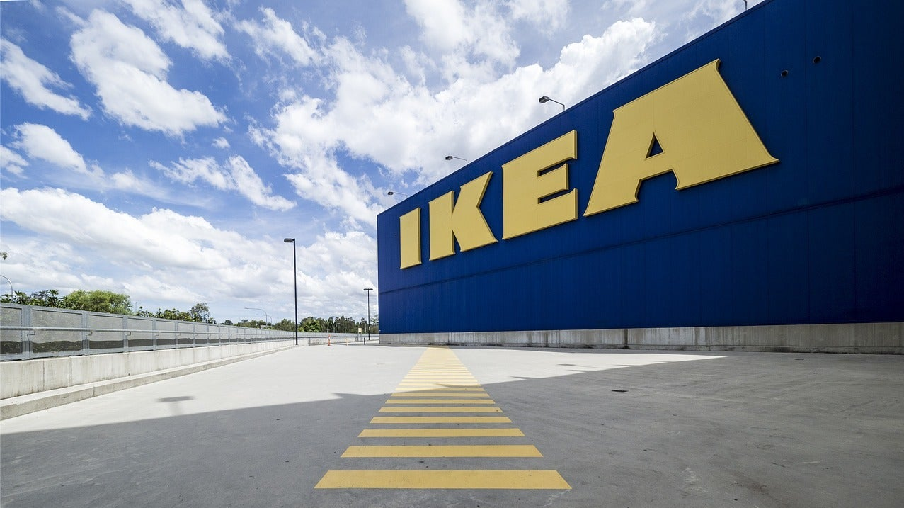 Ask IKEA For Replacement Screws When You Accidentally Lose Them