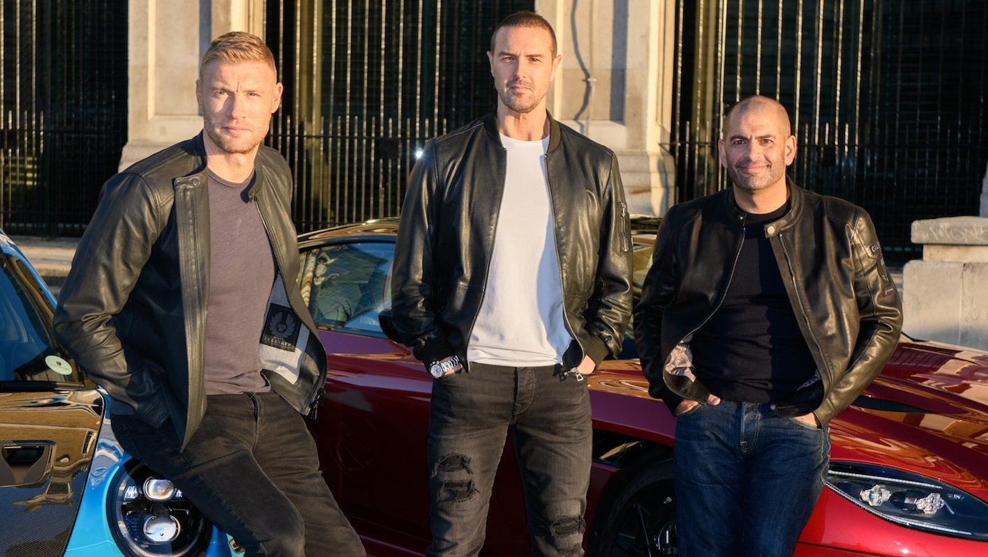 Both Of Top Gear's New Hosts Have Barely Avoided Driving Bans For Speeding