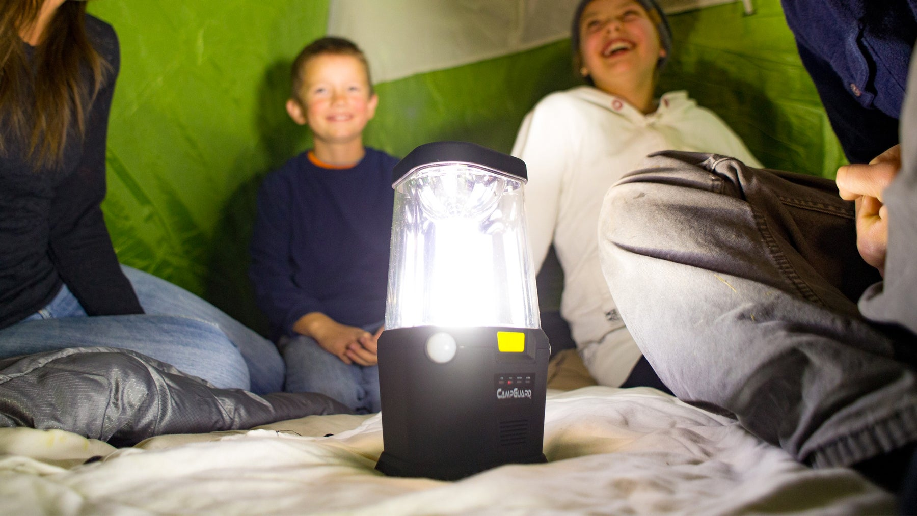 A Motion-Detecting Camp Lantern Promises to Keep Blair Witches at Bay