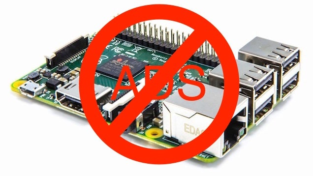 Turn a Raspberry Pi Into an Ad Blocker with a Single Command