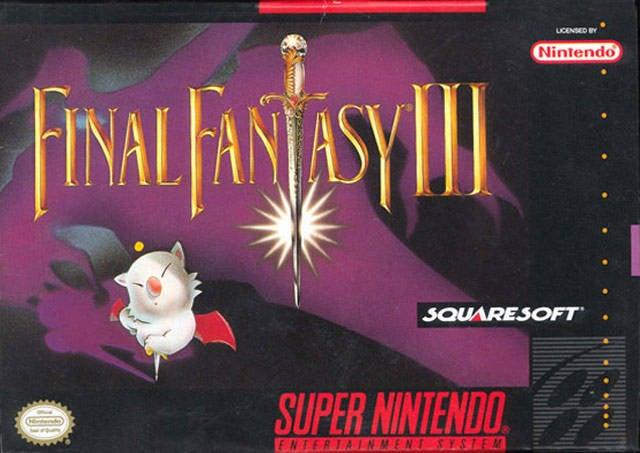 Happy 20th Birthday, Final Fantasy VI