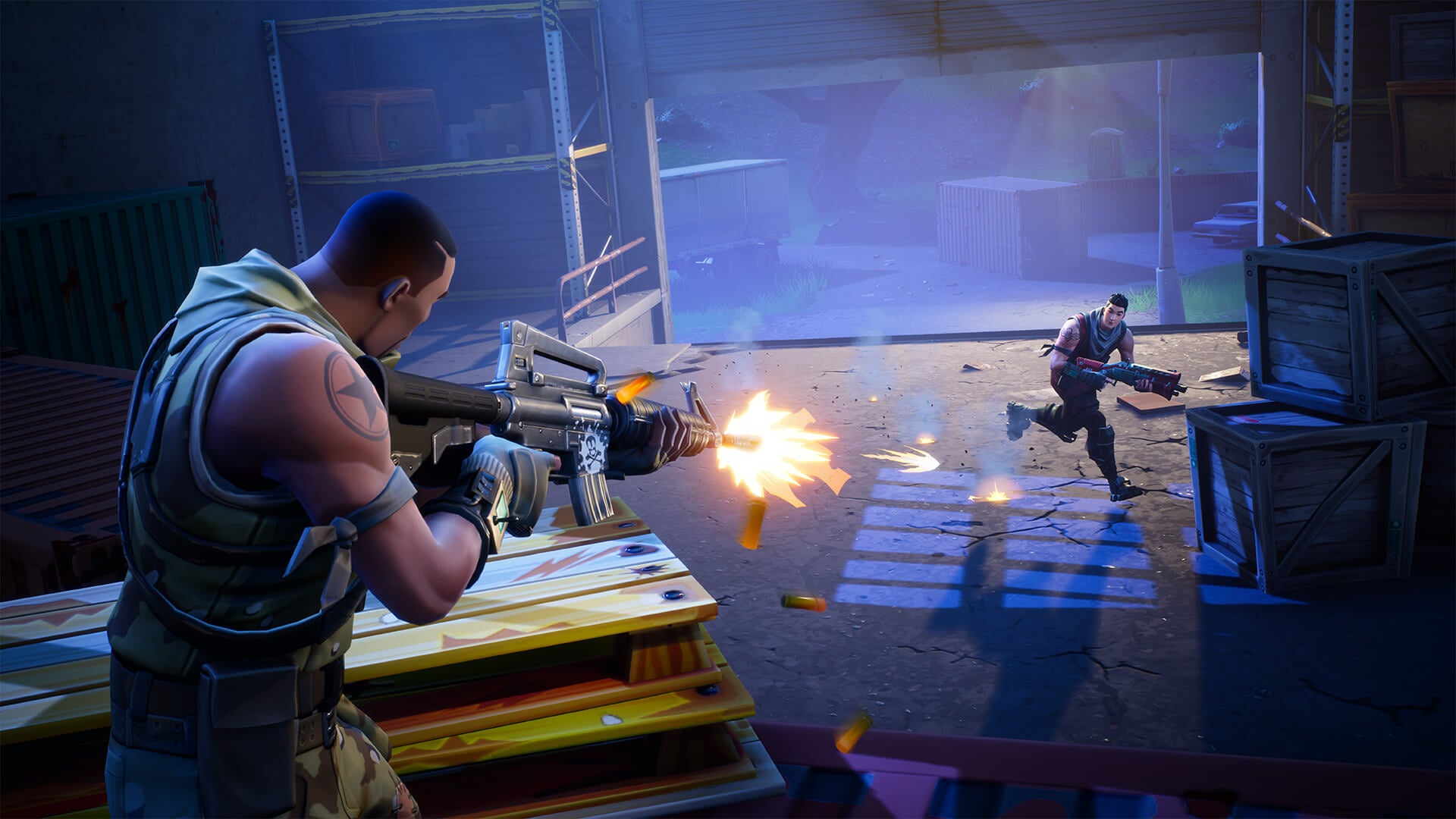 Fortnite Will Nerf Shotguns, Remove Jetpack