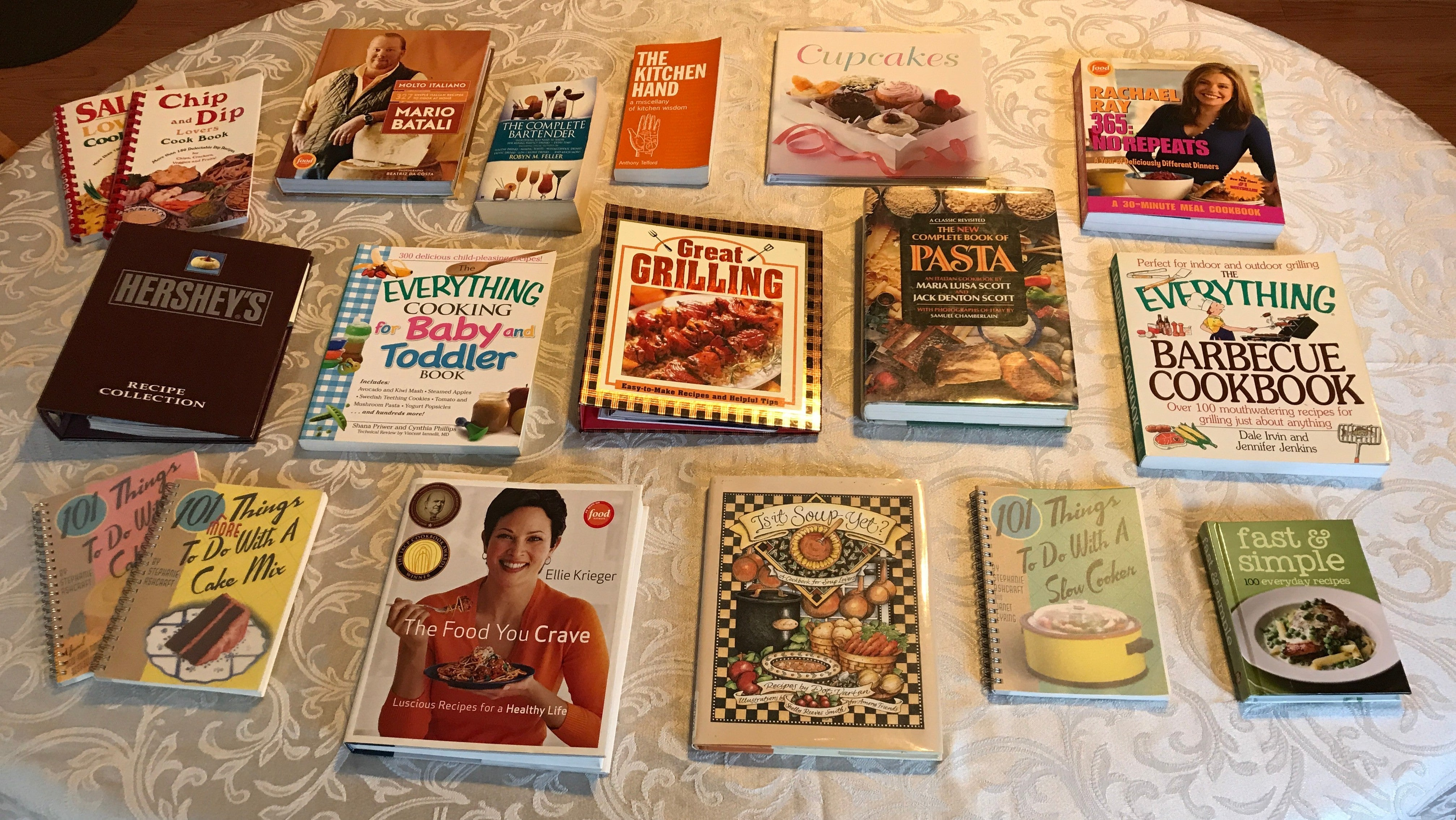 How To Host A Cookbook Swap Party