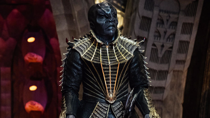 Alex Kurtzman Explains Star Trek: Discovery's Klingons