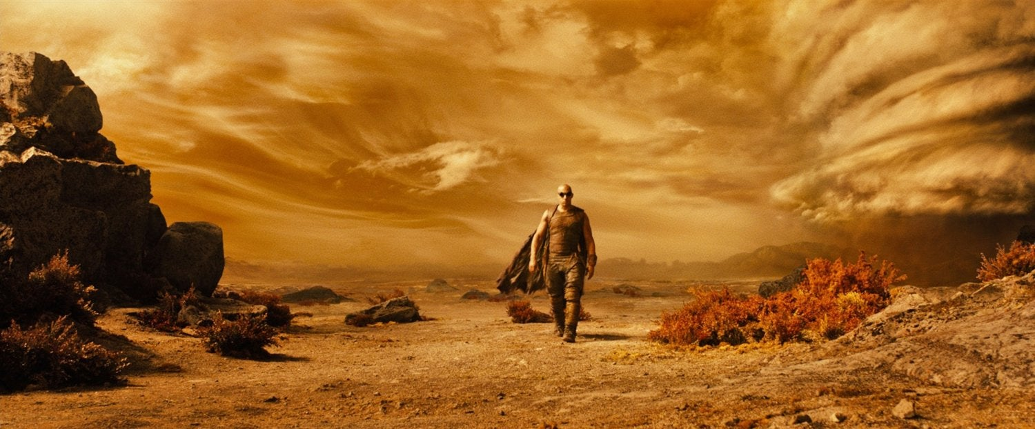 Aliens, Bureaucracy And Romance Collide In ANew Drama From The Director Of Riddick
