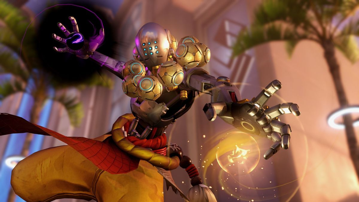Blizzard Is Trying To Teach Computers To Spot Overwatch Jerks