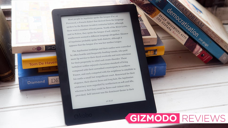 Amazon's Kindle Is King, So Why Would I Buy This Other E-Reader?
