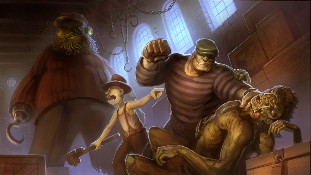 In My Dreams, The Bone Movie Looks Like This