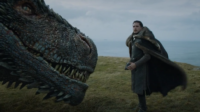 Game Of Thrones Just Hinted At That Major Theory About Jon Snow Being A You Know What