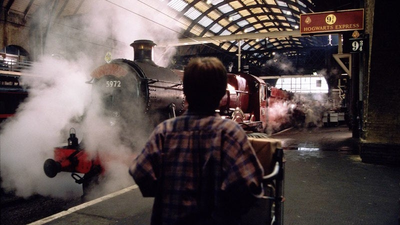 The Best Reveal In Harry Potter And The Cursed Child Is The One About The Hogwarts Express