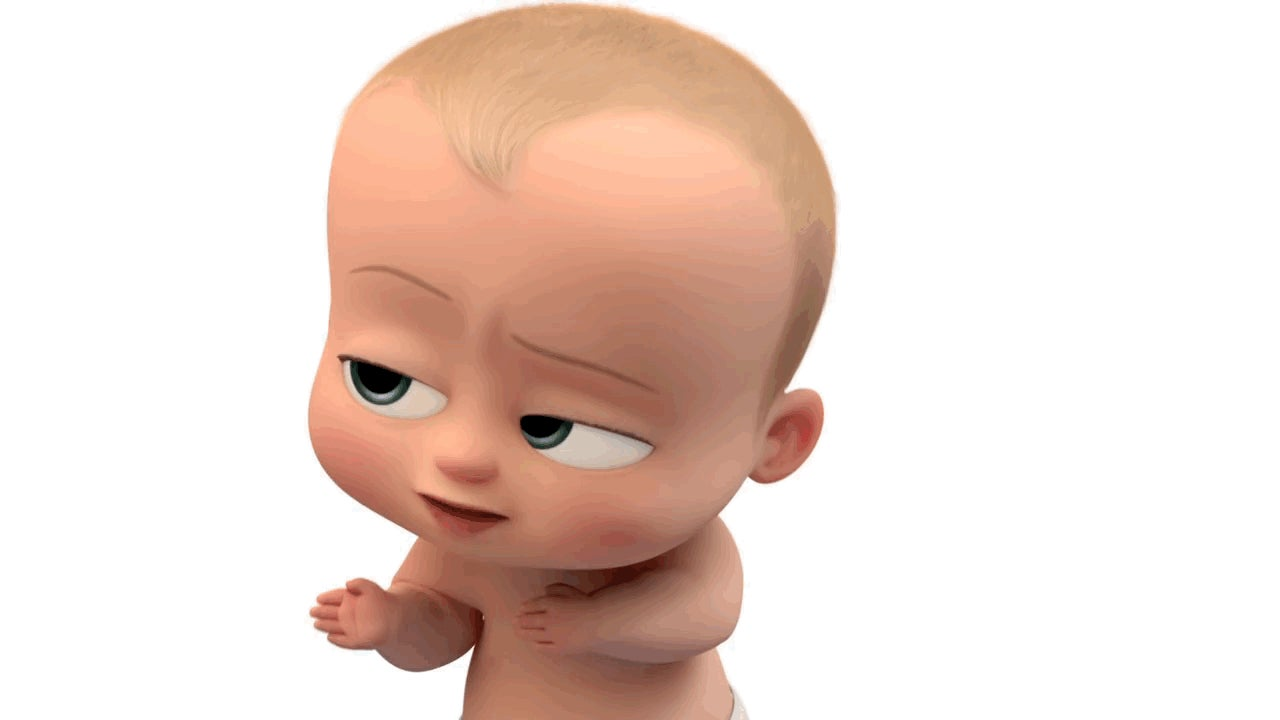 Five Disturbingly Weird Things That Happen In The Boss Baby
