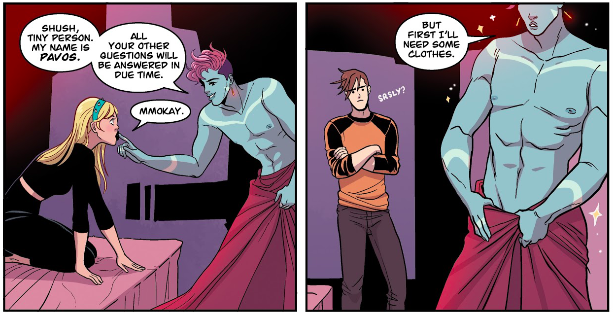 Zodiac Starforce's New Villain Is A Tribute To All The Evil Pretty Boys Sailor Moon Ever Fought