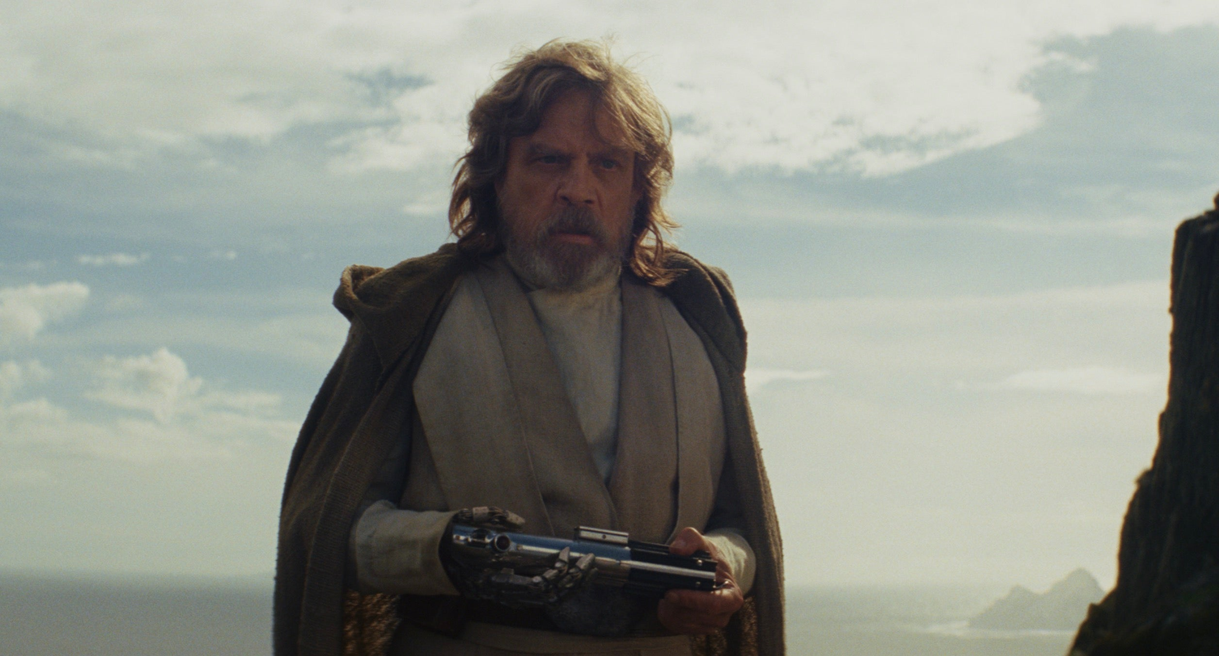 According To Mark Hamill, This Was The Ending Of George Lucas' Episode IX